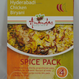 Hyderabadi Chicken Spice Pack